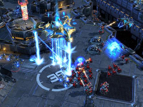 StarCraft 2 is an RTS