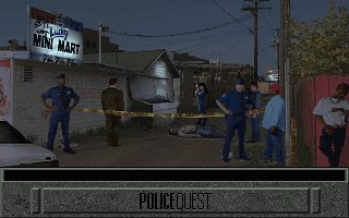 Police Quest: Open Season