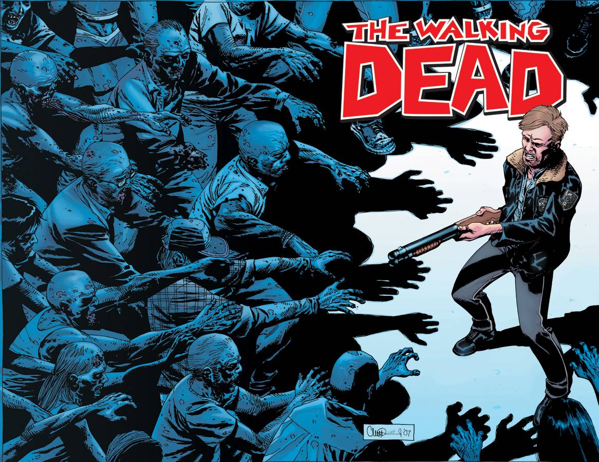 The Walking Dead Comic