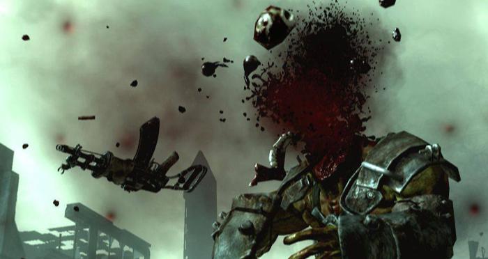 Fallout 3 Headshot