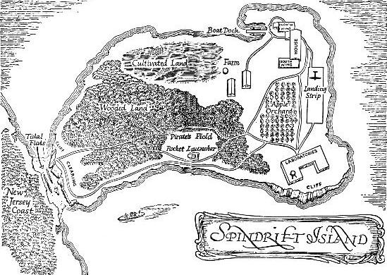 Spindrift Island