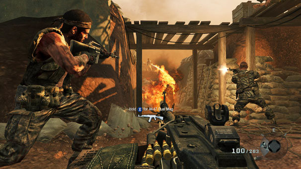 Charles Moran Reviews The Single Player Multiplayer And