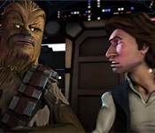 Star Wars: The Solo Adventures