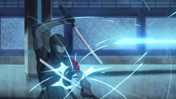 'G.I. Joe: Renegades' - Snake Eyes