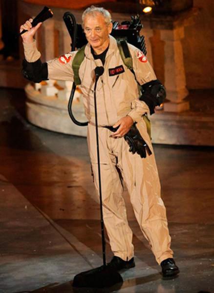Bill Murray Ghostbusters Uniform