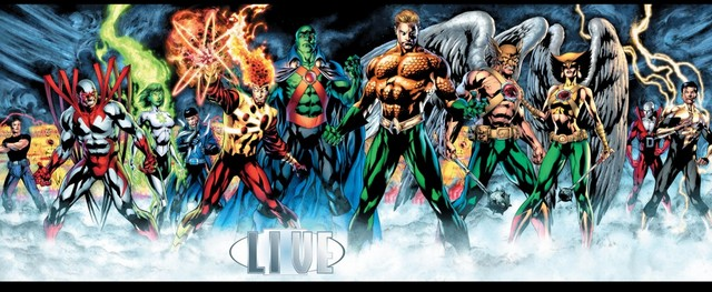 Blackest Night 8 Gatefold