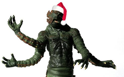 Christmas Kraken