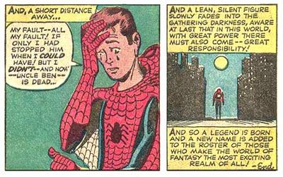 Spider-Man Origin