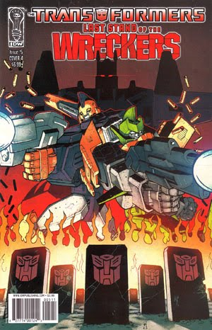 Transformers Wreckers 5