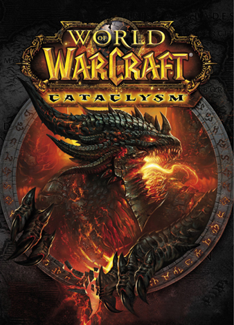 World of Warcraft: Cataclysm - Box Art