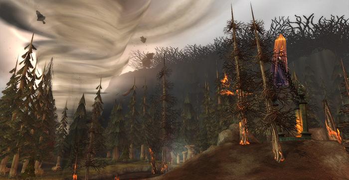 World of Warcraft: Cataclysm - Darkshore