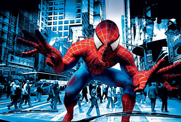Spider-Man: Turn Off the Dark Costume