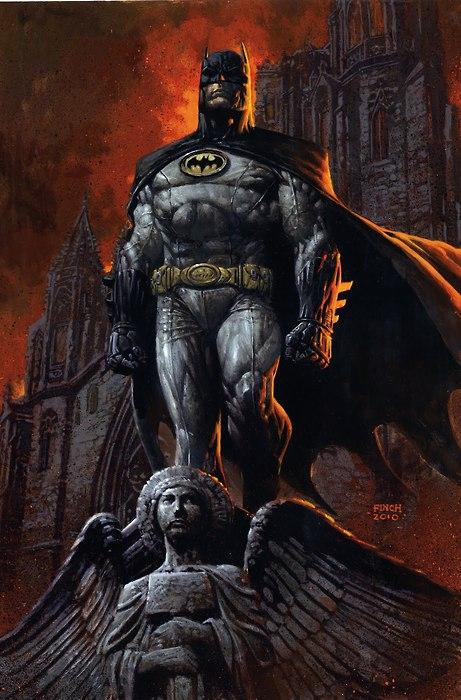 Finch_Batman_Dark_Knight_Cover