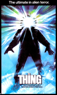 John Carpenter's The Thing Poster