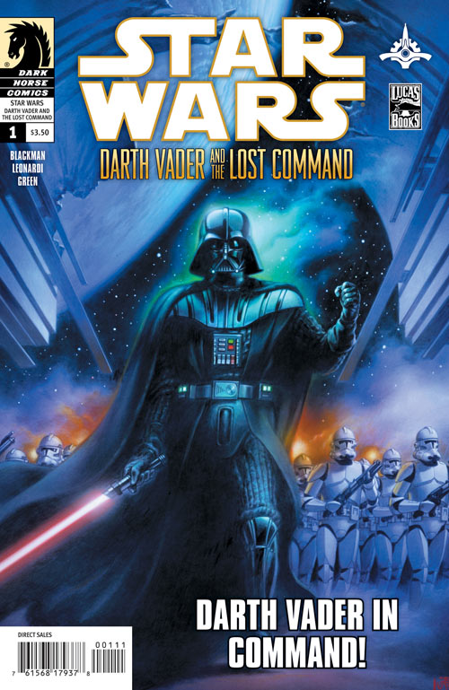 by the time we first see him in Star Wars. Darth Vader Lost Command 1