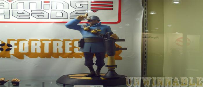 Team Fortress 2 Blu Soldier