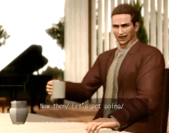 Deadly Premonition Coffee Break