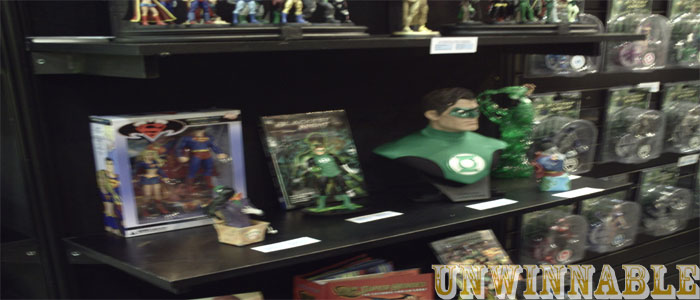 Toy Fair Green Lantern Bust