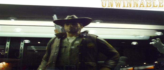 McFarlane Walking Dead Rick Close