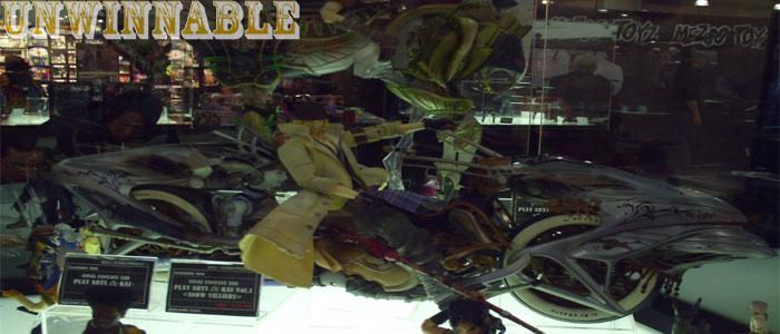 Toy Fair Square Enix Bike