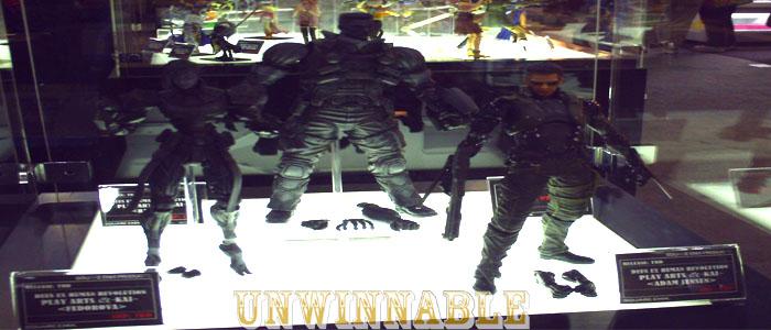 Toy Fair Deus Ex Prototype