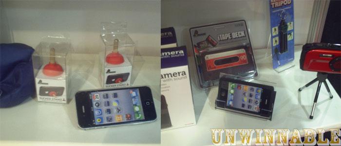 cassette case iPhone holder