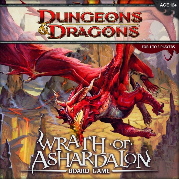 Dungeons & Dragons Wrath of Ashardalon Box