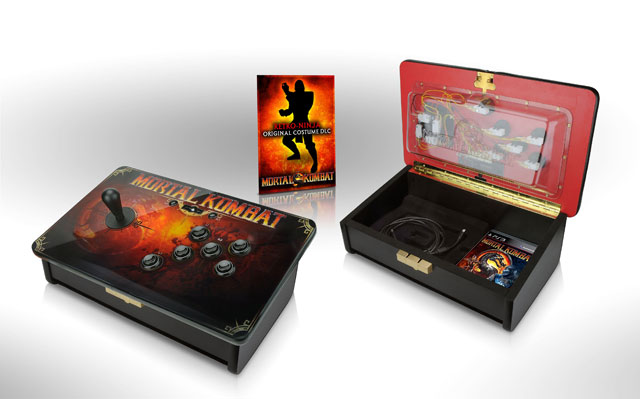 Mortal Kombat Tournament Edition Joystick