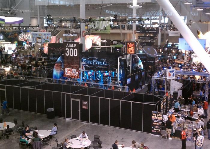 Pax Show Floor