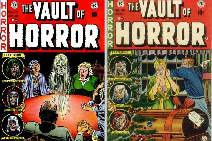 Vault of Horror Comics