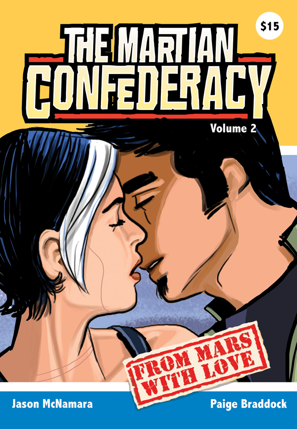 Martian Confederacy From Mars With Love