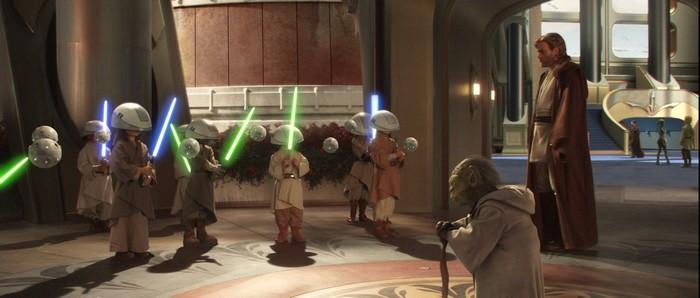 Star Wars AOTC Younglings