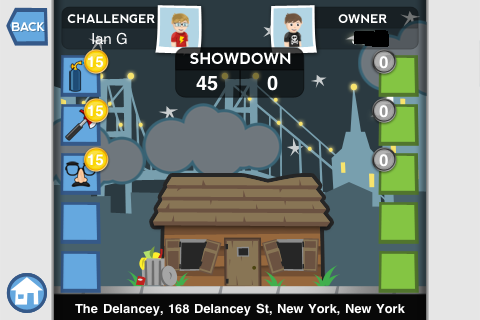 Tap City The Showdown