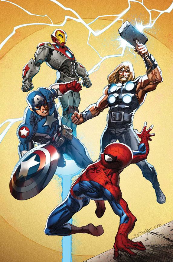 Ultimate Comics SpiderMan_157
