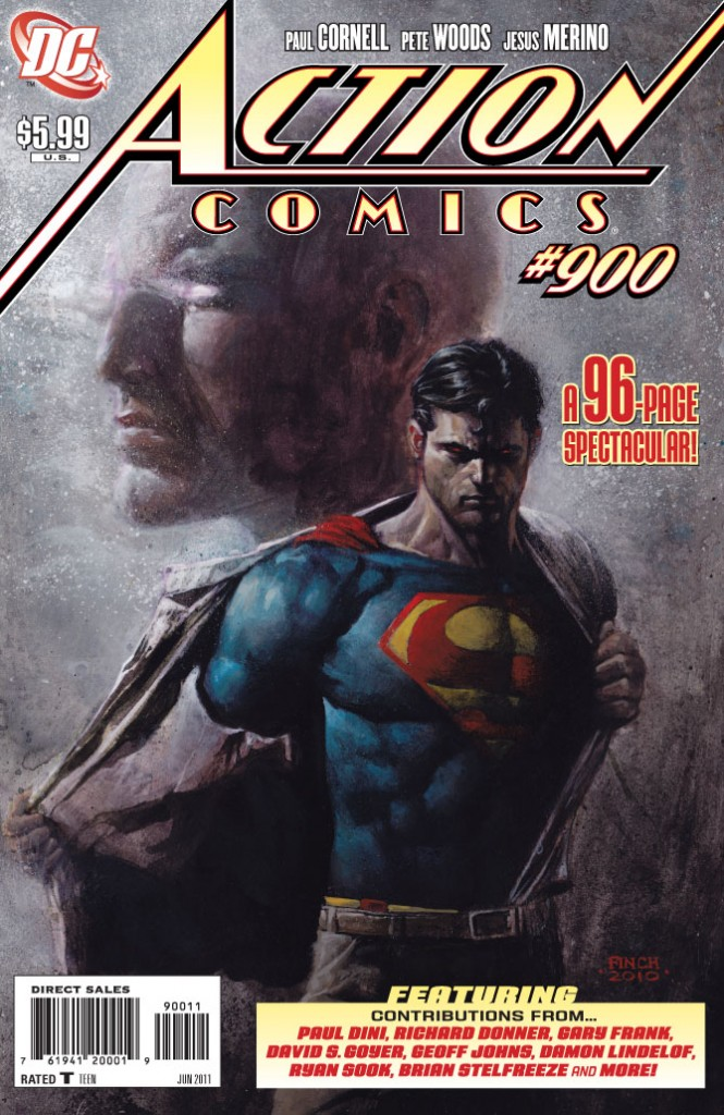 Action Comics 900 Cover
