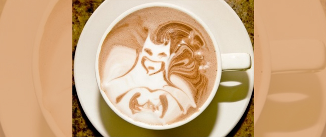 Coffee Batman