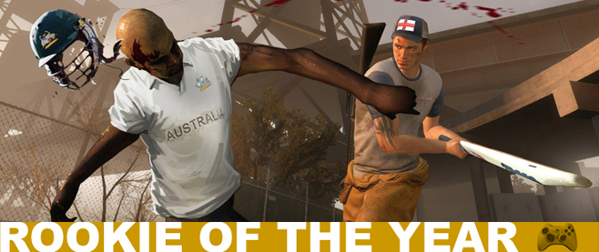 Rookie of the Year - Left 4 Dead 2