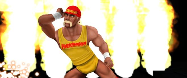TNA Wrestling Impact - Hulk Hogan