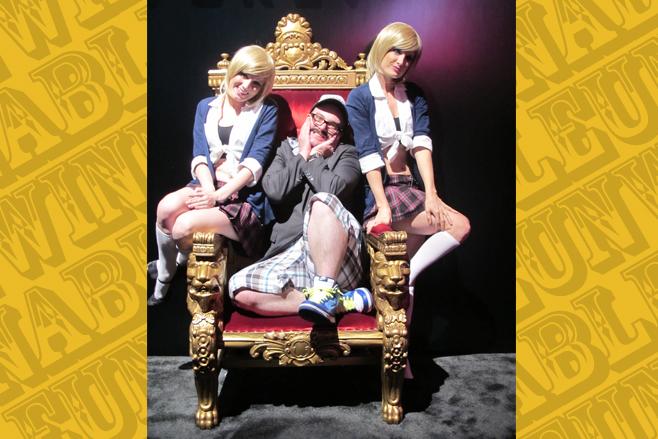E3 Booth Babes 23b