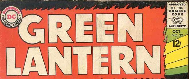 Green Lantern Covers