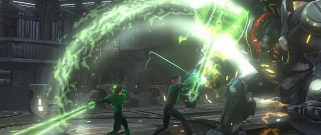 Green Lantern Co Op