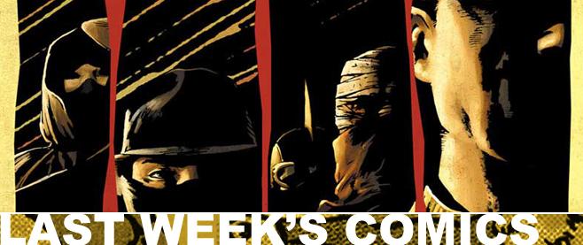 Last Week's Comics 6/15/2011