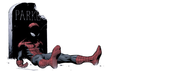 Ultimate Spider-Man Dead