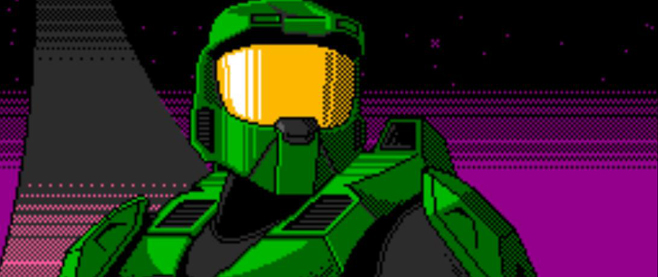Pixel Force Halo