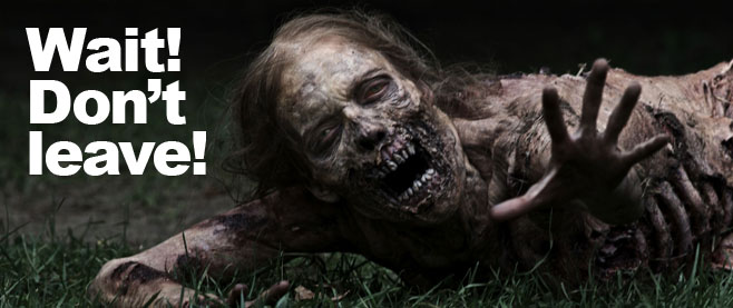 Darabont Leaving Walking Dead?