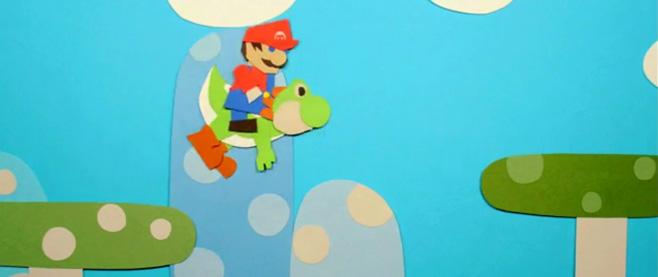 Eric Power Paper Mario