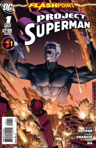 Project Superman 1