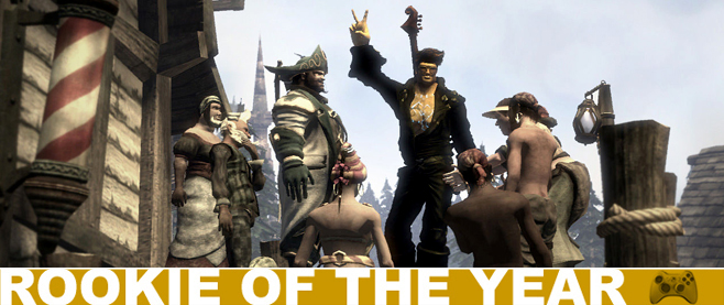 Rookie of the Year - Fable 2