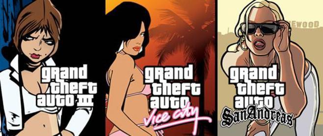 GTA TrilogyIOS4