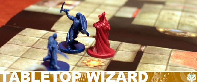 Tabletop Wizard 3